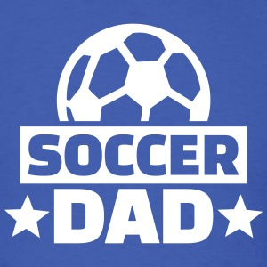 Soccer T-Shirts - Men's T-Shirt