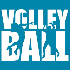 Volleyball Women's T-Shirts