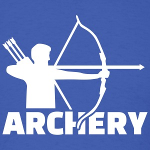 Archery T-Shirts - Men's T-Shirt