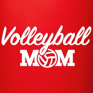 Volleyball Mugs & Drinkware - Full Color Mug