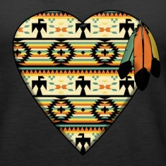 Native American Heart Tanks