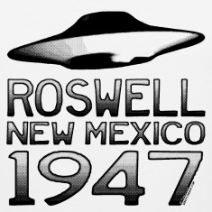 Roswell UFO 1947 Tank Tops
