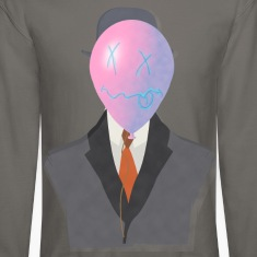The Son of the Balloon Man Long Sleeve Shirts