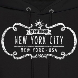 One and Only New York City NYC Hoodies - Men's Hoodie