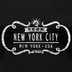 One and Only New York City NYC Women's T-Shirts