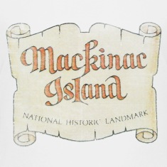 Mackinac Island Kids' Shirts