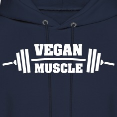 Vegan Muscle Hoodies