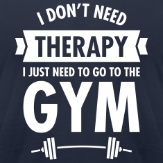 Therapy - Gym T-Shirts