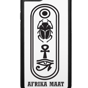 ,afrika maat, Egypt - iPhone 6/6s Rubber Case