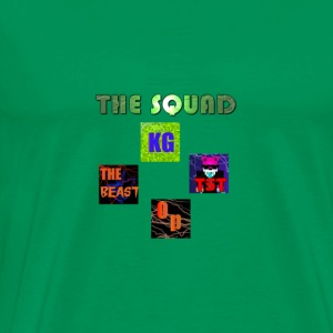 THE SQUAD PROTOTYPE T-SHIRT - Men's Premium T-Shirt
