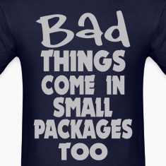 Bad Things Small Packages Girls