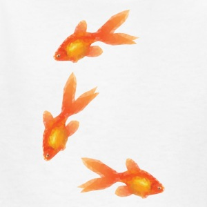 goldfishes Kids' Shirts - Kids' T-Shirt