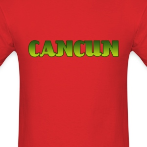 Cancun dorado - Men's T-Shirt