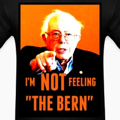 Not Feeling The Bern T-Shirts