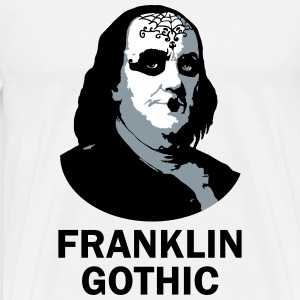 Franklin Gothic T-Shirts - Men's Premium T-Shirt