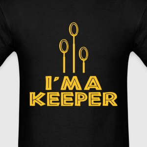 I'm A Keeper1 - Men's T-Shirt