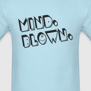 Mind Blown - Men's T-Shirt