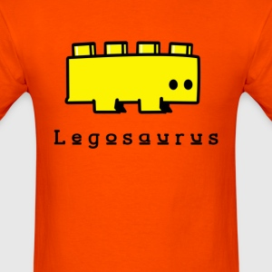 Legosaurus - Men's T-Shirt