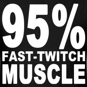 95%persen muscle - Men's T-Shirt