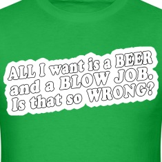 Blow Beer job and
