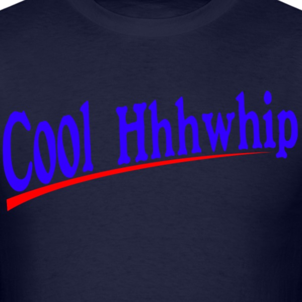 Cool wHip - Men's T-Shirt