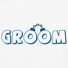 Funny groom text T-Shirts