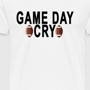 game_day_cray - Men's Premium T-Shirt