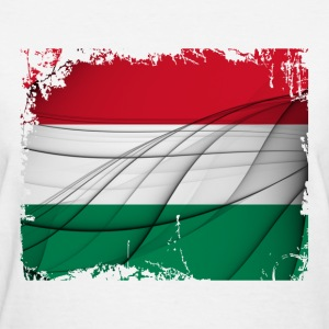 Hungary Flag - Women's T-Shirt