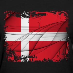 Denmark Flag - Women's T-Shirt