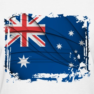 Australian Flag - Women's T-Shirt
