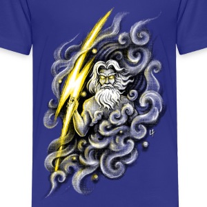 Zeus Baby & Toddler Shirts - Toddler Premium T-Shirt