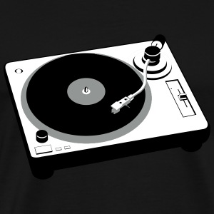Turntable T-Shirts - Men's Premium T-Shirt