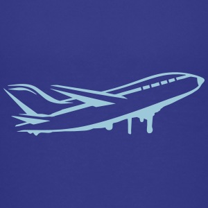 An airplane Kids' Shirts - Kids' Premium T-Shirt