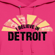 Design ~ I Believe in Detroit
