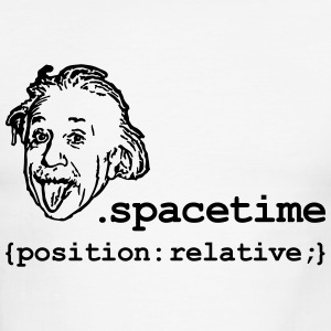 Position Relativity T-Shirts - Men's Ringer T-Shirt