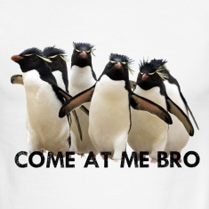 Come at Me Bro Tee sps T-Shirts