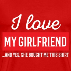 I Love My Girlfriend - Redlove
