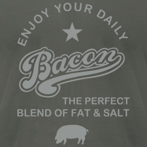 Bacon - Perfect Blend 1C T-Shirts - Men's T-Shirt by American Apparel