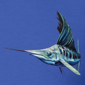 sailfish  T-Shirts - Men's T-Shirt