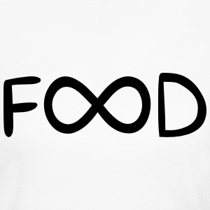 ENDLESS FOOD Long Sleeve Shirts - Women's Long Sleeve Jersey T-Shirt