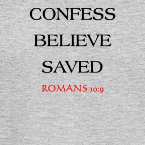 CONFESS BELIEVE SAVED (CBS) - Men's Long Sleeve T-Shirt