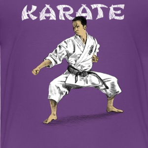 karate Baby & Toddler Shirts - Toddler Premium T-Shirt