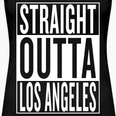 Los Angeles Women's T-Shirts