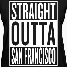 San Francisco Women's T-Shirts