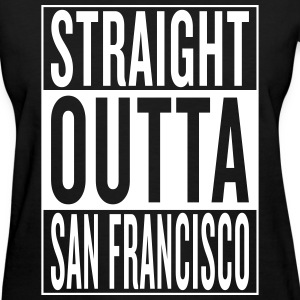 San Francisco Women's T-Shirts - Women's T-Shirt