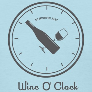 Wine O' Clock - Women's T-Shirt