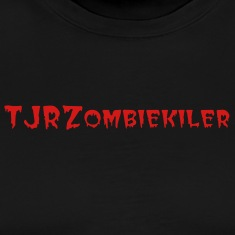 TJRZombiekiller official shirt