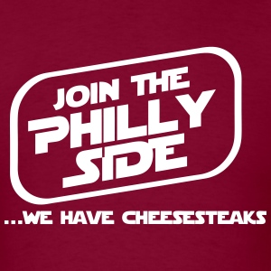 Philly Side T-Shirts - Men's T-Shirt