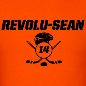 Revolu-Sean T-Shirts - Men's T-Shirt