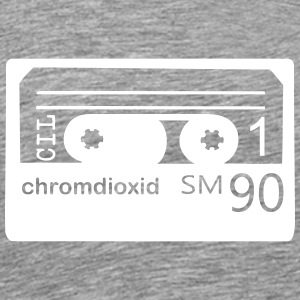 Audio Cassette T-Shirts - Men's Premium T-Shirt